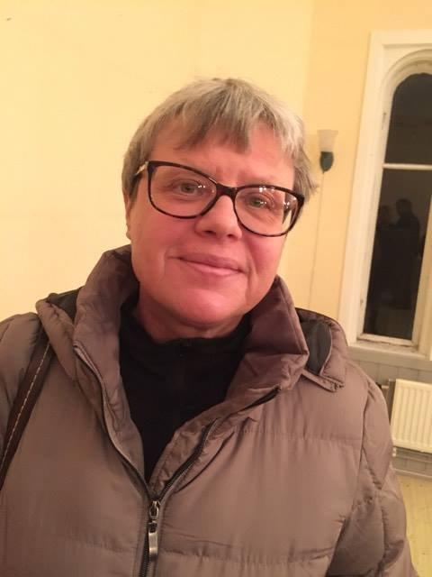 Ingrid Margrethe Davidsen.