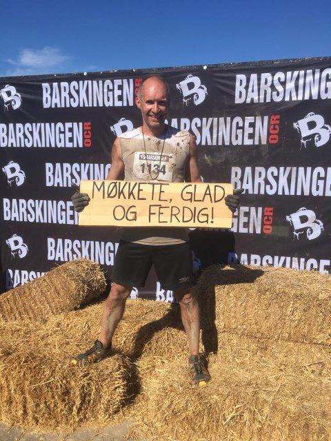 Willy Forsell gjorde det meget godt i Barskingen.