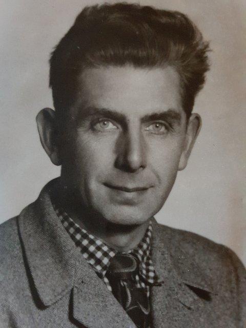 Erling Jensen. En av stifterne av Kornsjø og Paulsbo Velforening