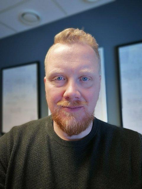 Jan Magnus Rekdahl