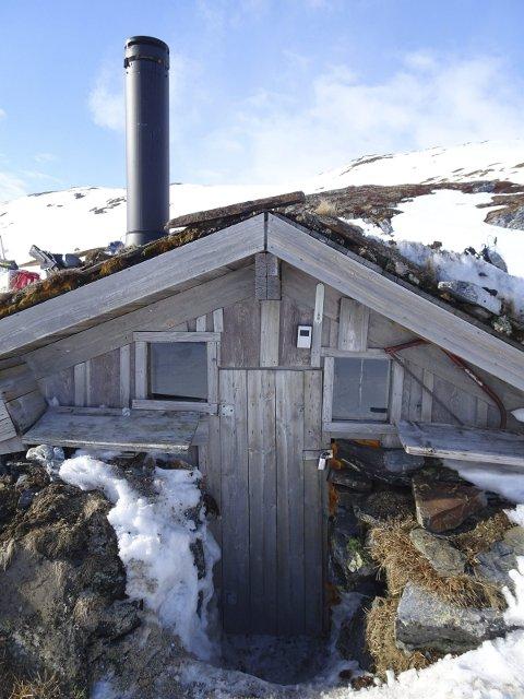 Fellesstyret for Ullensvang statsallmenning har denne hytta ved Holmavatnet.