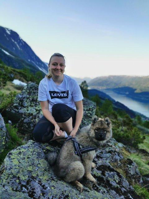 Marianne Haakonsdatter Kvestad vert glad av det som no skjer i Hardanger.