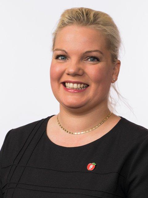 Silje Hjemdal, Fremskrittspartiet, Hordaland.