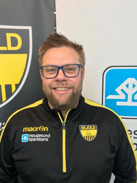 FLEST MULIG: Daglig leder i Skjold IL, John Inge Ulvøy, håper at flere ønsker å ta del i straffesparkkonkurransen.