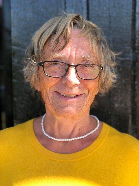 DØD: Turid Stokken døde 3. januar.