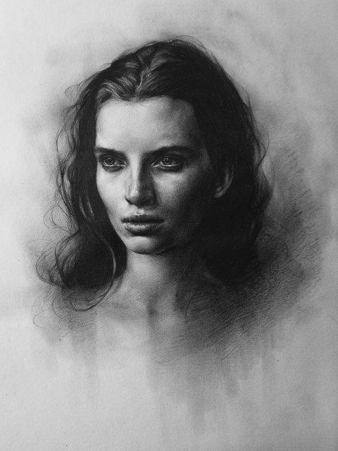"""""""Eyes"""" av Kaja Norum."""