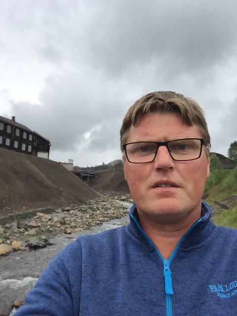 LO: Geir Myrflott er LOs spesialrådgiver for nordområdene.