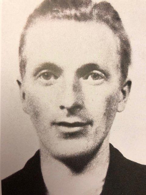 SKUTT: Ragnvald Mikkelsen ble skutt under et fluktforsøk.