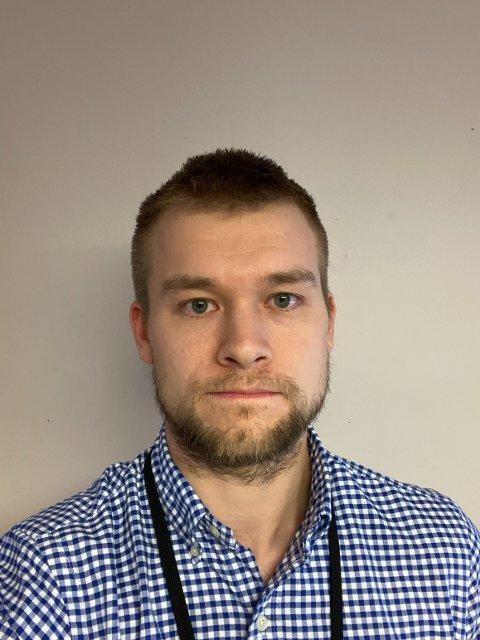 STARTER REKRUTTERINGEN: Namsmann Tommy Sneve har fått sju søkere til stillingen som avsnittsleder i region Varanger.