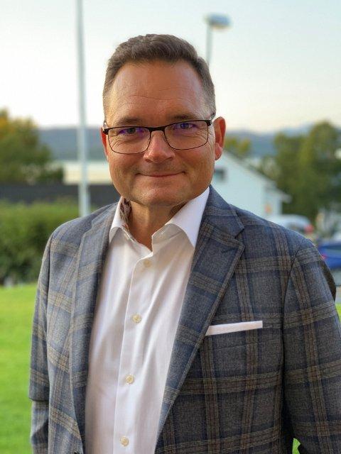 KRITISK: Styreleder i Mehamn Fiskeriservice, Robert Ottesen, er sterkt kritisk til måten Gamvik kommune har behandlet de som næringsaktør på.
