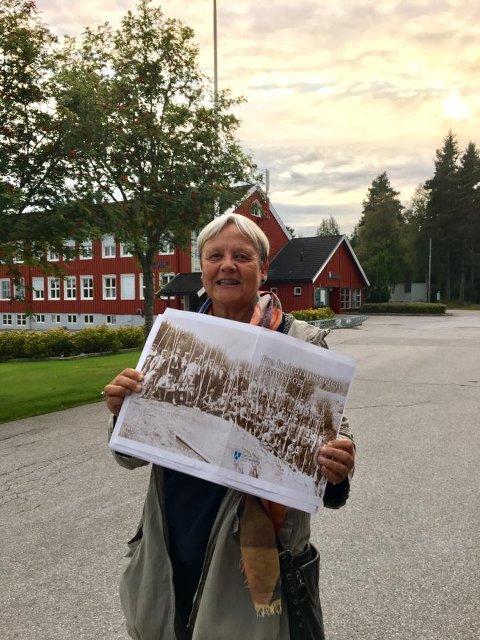 Elizabeth Wirsching, tidligere kulturleder i Rømskog, har samarbeidet med Rømskog historielag. Sammen har de utarbeidet en ny oversikt over kulturminner og kulturmiljøsoner.