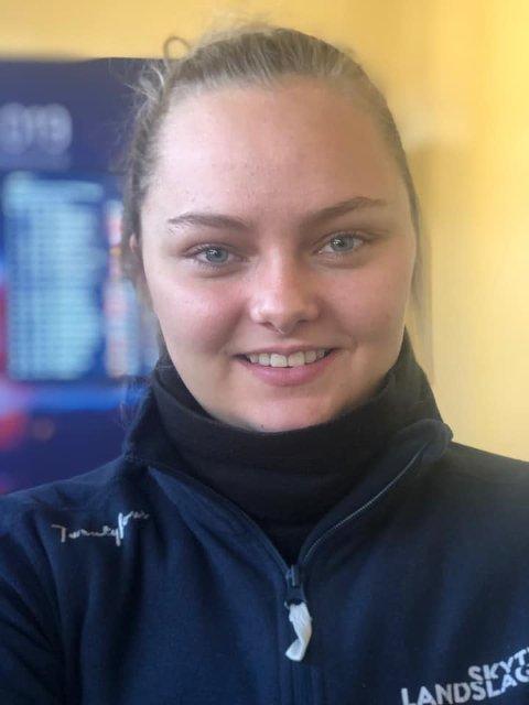 For første gang på 28 år tok Norge en medalje i det som er en OL-øvelse, den bragden sto Jenny Stene fra Rånåsfoss for.