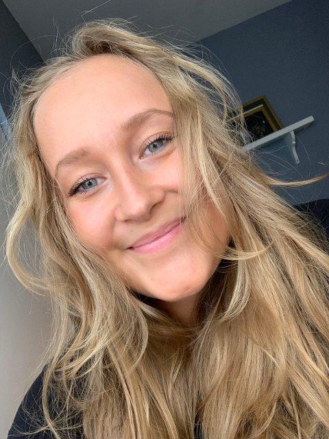 Juliane Sofie Heide forlater Bergen i ettermiddag, og setter kursen mot Bjørkelangen.