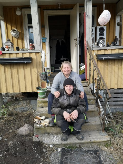 Christopher Weiseth har nesten ikke ord for hvor takknemlig han er for hjelpen som Hege Jørgensen har ordnet i stand.