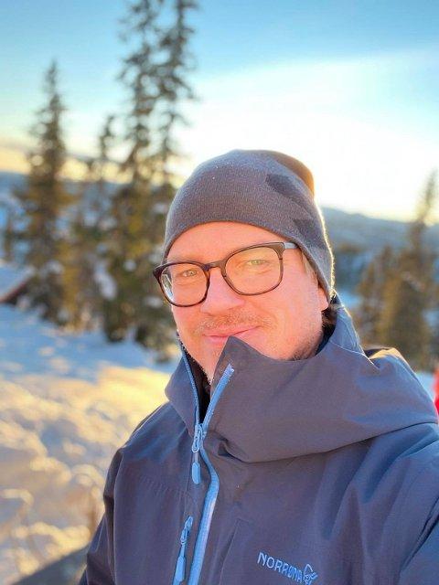 SLITER FORTSATT: Ronny Storsul fikk korona i mars 2020. Aurskogingen sliter med ettervirkningene.
