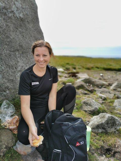 KLAR: Marie Therese Thesen er ansatt som ny barnevernsleder i Time kommune og gleder seg til å ta fatt på jobben.