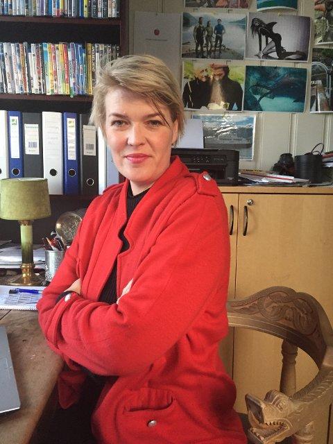 HAR TRUA: Marie Sølverud i Advokatfirma Sølverud AS.