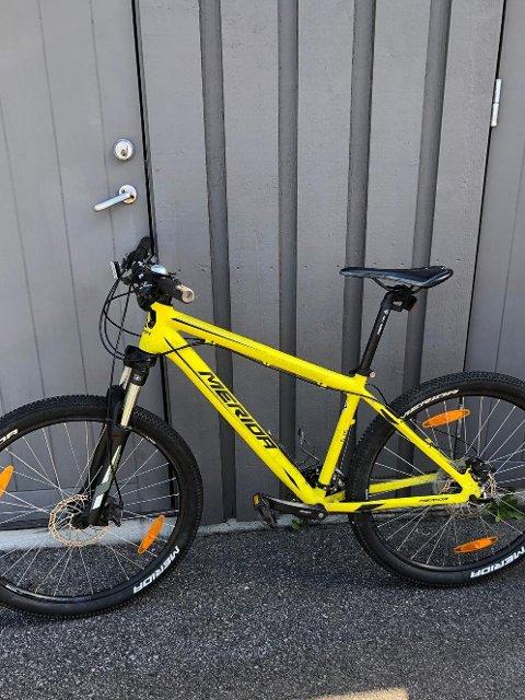 Politiet har tatt vare på en sykkel som ble funnet i Sannidal.