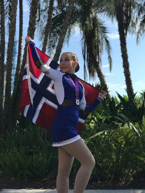 Heidi Pernu har vært med på NM flere ganger