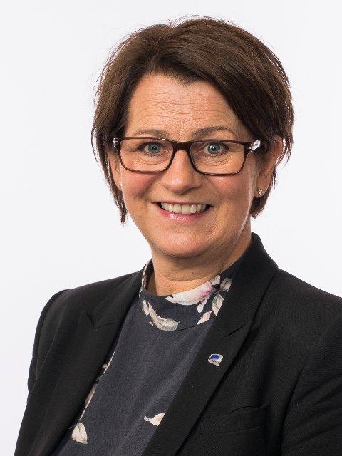 Stortingspresident: Tone Wilhelmsen Trøen (H).