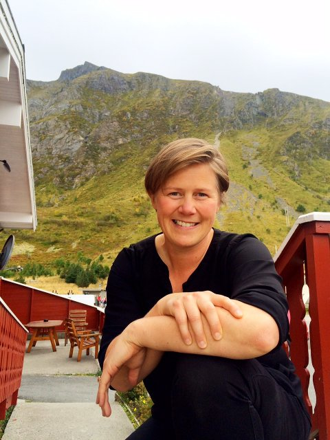 Maria Karlsen i The Arctic Triple vil bidra til å ta vare på naturen som gjør Lofoten unik. Det skal være en del av konseptet til multisportarrangementet.
