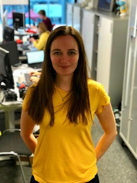 Sjefredaktør i Lofotposten, Marianne Steffensen Kielland.