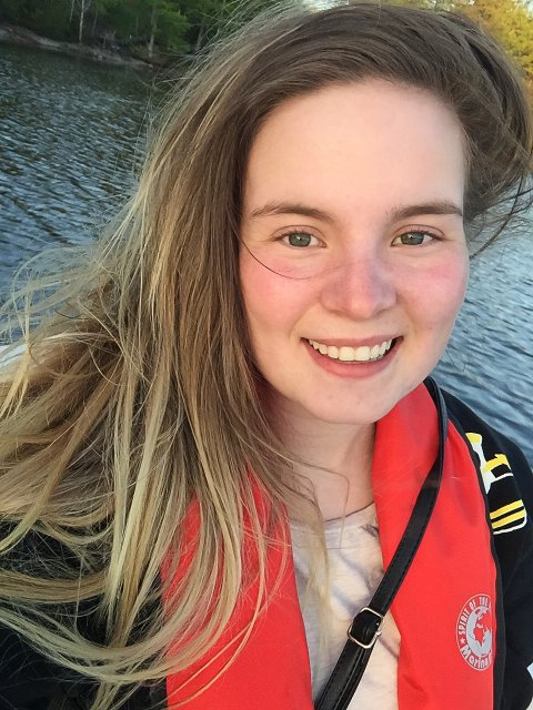 NOMINERT: Ulrikke Berg (22) fra Ballstad er nominert til Norges beste på Instagram.