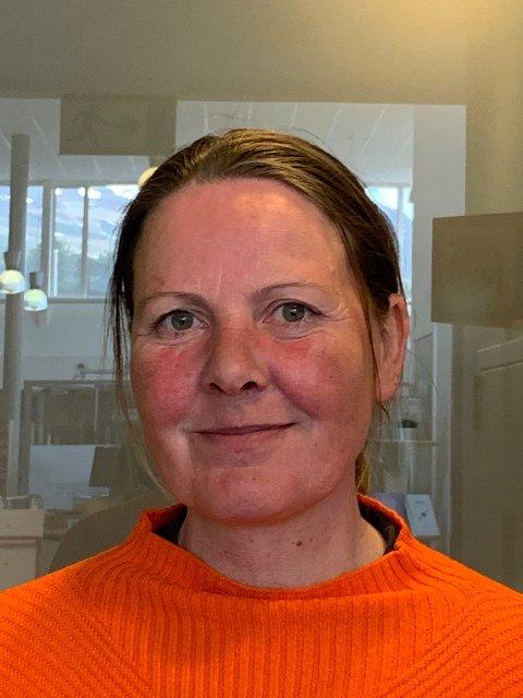 Ny direktør: Anne Lise Fløttum er ny avdelingsdirektør for Museum Nord i Vågan