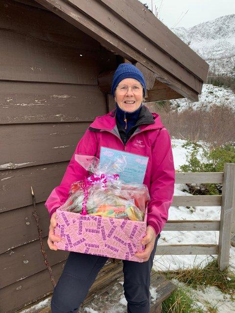 Solveig Fredriksen- årets sommerkampanje vinner