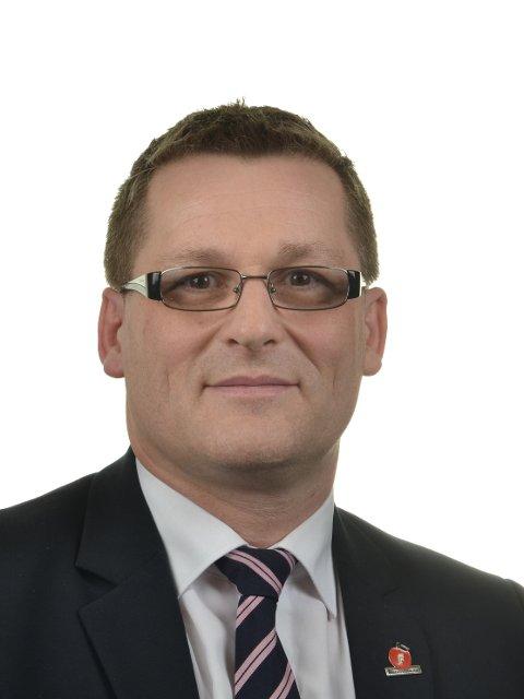 Dagfinn Olsen er førstekandidat til stortingslista til Nordland Frp.