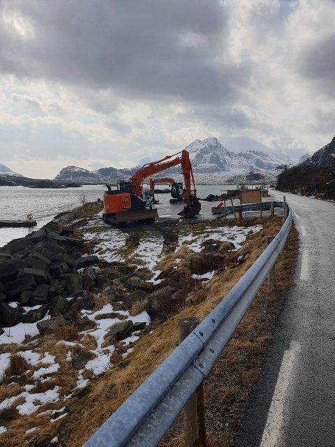 TURISTMÅL: Nå blir det toalett i Torsfjorden. Foto: Privat