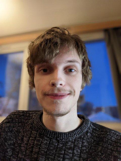 HJEMFLYTTER: Peter-Andrè Pliassov flytter hjem til Lofoten etter endt utdanning.