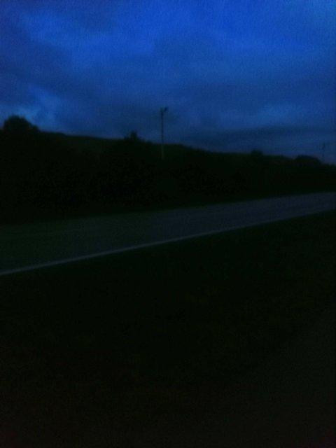 Og nå går vi inn i mørketida, lørdag 22. august klokka 22.00