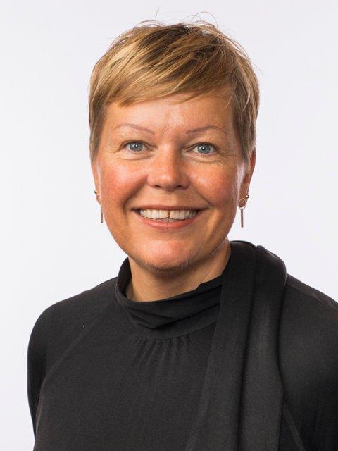 SPØR: Hege Haukeland Liadal (Ap) stilte spørsmål til kulturministeren der DX ble nevnt spesifikt.