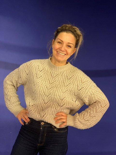 RIDEFOGDEN: Ann Ingrid Fuglestveit kommer til Lyngdal i rollen som ridefogden!