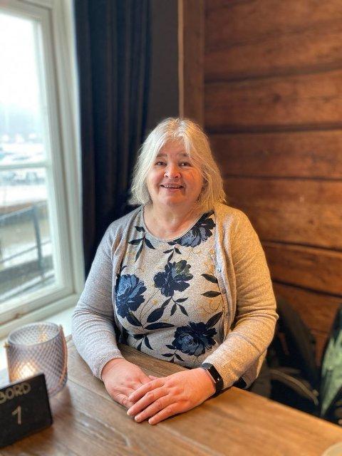 SER FREMOVER: – Dette har utvilsomt vært et annerledes år, sier Audrey Doherty Midtbø, som nå håper at grensene åpner i mai, slik de norske myndighetene har antydet.