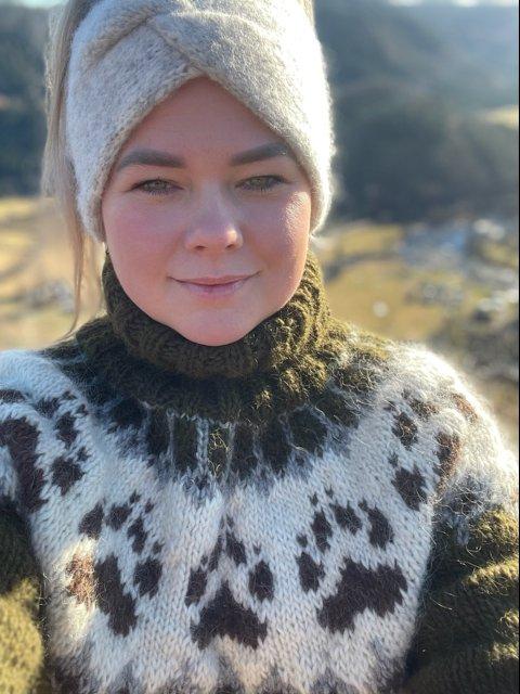 KLAR TIL KAMP: FAU-leder Stine Gysland Bakken sier foreldrene på Kvås er klare til å kjempe for skolen.