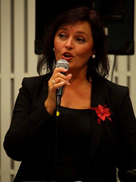 JAZZ: Elise Voll Sundbø er gjest på lørdagens Alby-jazz.