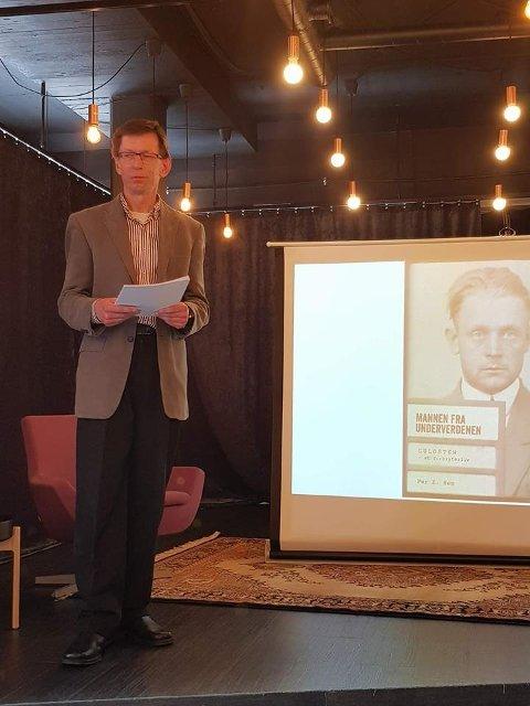 Godlia-forfatter Per E. Hem med spennende foredrag på Deichman Oppsal