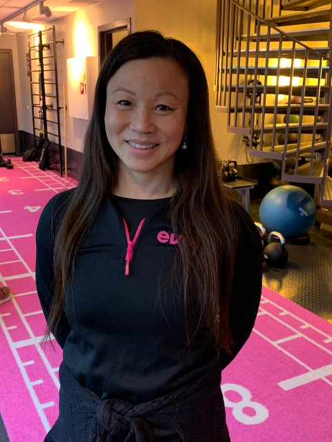 TIPS: Personlig trener Anne Christin Kavli på Evo på Nordstrand gir deg sine beste treningstips.