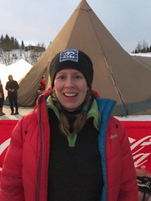 Ragnhild Bidekap Tofte vant Synnfjell Rundt 2019.