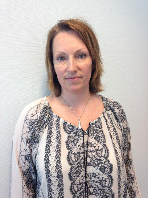 GOD MELDEKULTUR: Grete Åsvang, leder for kvalitetsavdelinga ved UNN.