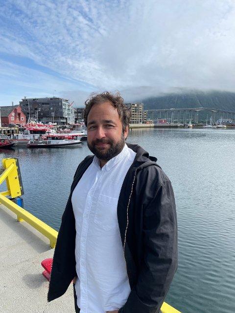 TOPPJOBB: Arvinn Gagdil fra Tromsø er FNs øverste representant i Norge