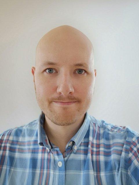 OPPRYKK: Cato Myrstad tar over som regionleder for Midt-Norge i Akva Group.
