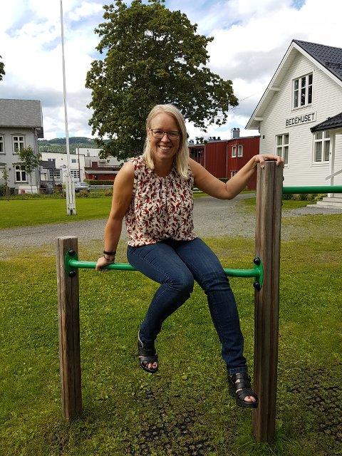 Kristin Nicolaisen,  diakonimedarbeider Raufoss menighet.