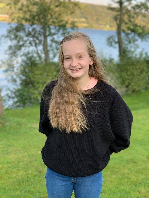 Hedda Pettersbakken er er klar for lørdagskonsert i Drengestua 7. mars