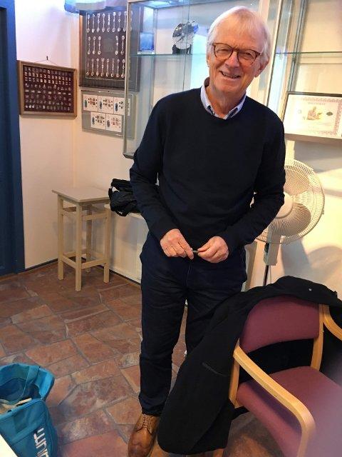 Sigbjørn Hemstad ble valgt til ny styreleder under årsmøtet til Styreakademiet Innlandet.