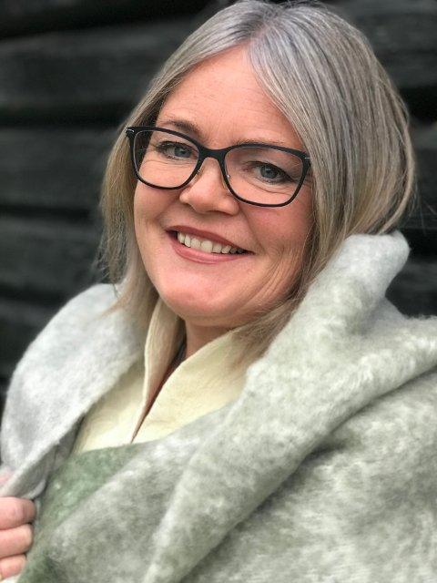 FORSVARER PRAKSISEN: Kari-Anne Jønnes (H) forsvarer at politikere skal kunne gå sammen og skrive leserinnlegg. ARKIVBILDE
