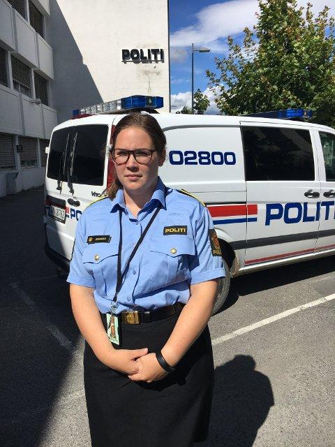 SEKSUELL OMGANG: Politiadvokat Marte Johansen opplyser at de to som ble pågrepet i Gjøvik før påske er siktet for seksuell omgang med barn under 15 år.