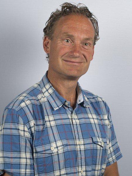 Øystein Flagstad, genetiker i Rovdata